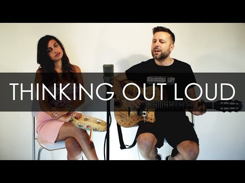 Ed Sheeran - Thinking Out Loud (Dario Pinelli - La Martina - Acoustic Guitar Cover)