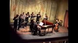 Reinhard Goebel and Musica Antiqua Köln in Florence, Italy (Teatro della Pergola, 11.13.1994)