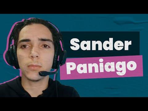#NossosAlunos Fullstack Master - Sander Paniago