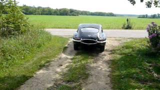 1965 Jaguar E Type Video 2