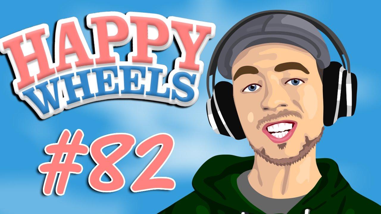 His name is john cena happy wheels part 82 - Let s play happy wheels ...