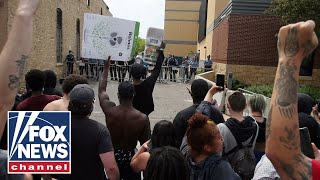 GRAPHIC VIDEO: Demand grows for arrest of officers involved in Floyd's death
