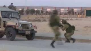 Российские десантники в Египте  Освобождение населенного пункта на учениях «Защитники Дружбы–2016»