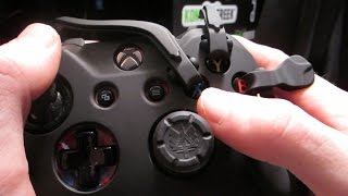 "Controller Attachment Test! - @NControlAvenger ""REFLEX"" Unboxing"