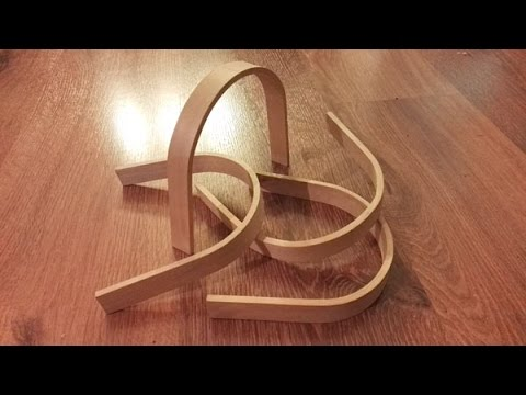 Steam bending wood - no special tool needed