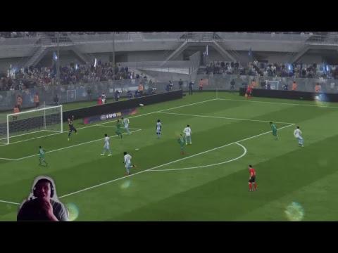 FIFA18 | MODO CARREIRA | ATALANTA DA MASSA | CALCIO TA SINISTRO