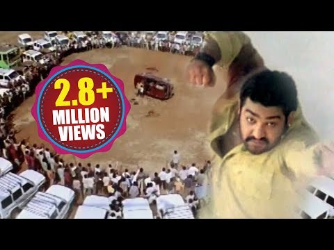 Jr. Ntr Superb Action Fight And Chasing Scene... thumbnail