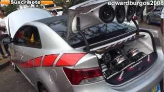 kia cerato koup Tuning modificado taramps car audio modelo 2011 colombia rines de lujo 2012 FULL HD