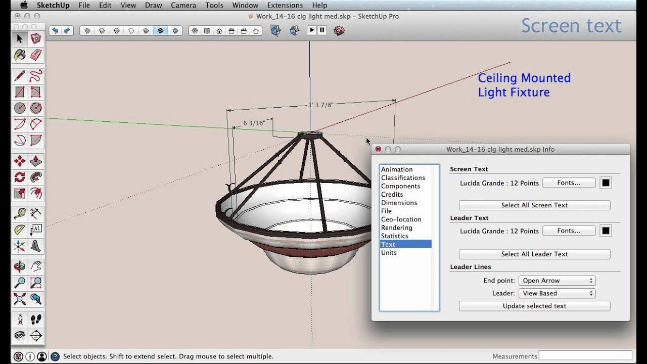 Making a Great 3D Warehouse Model | SketchUp Help