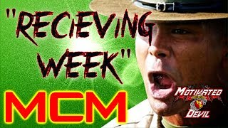 "Marine Corps Stories: #15 ""Receiving Week"" (Week One) Hell Starts Here!"
