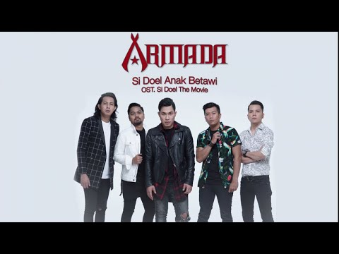 Armada - Si Doel Anak Betawi (Official Audio)