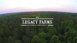 NC Farm Ranch & Timber Lands for Sale