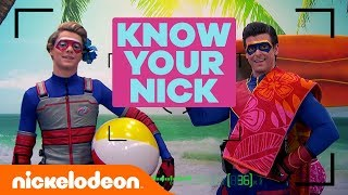 Test Your Spongebob, Thundermans & Henry Danger Knowledge w/ Nick Summer Trivia! 😎 | #KnowYourNick