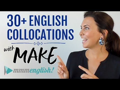 The smart way to improve your English | Learn Collocations