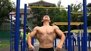 7 Years Of Pull Ups Just To Do This