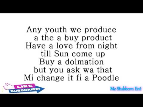 Vybz Kartel    Tell Me If You Like It Official Video Lyrics# Dj Archers