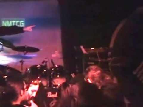 Die Kur performing at the Electrowerkz 26/11/11