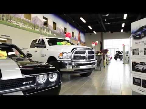 Mountain View Dodge Dealership Tour