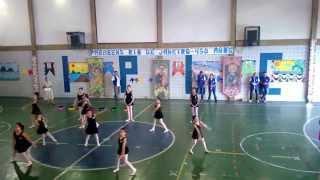 Ballet Moderno Infantil - Musica de Amor - Mônica Forino