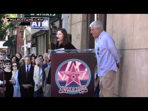 Richard Donner and Lauren Shuler Donner are Honored with Hollywood Walk of Fame Star