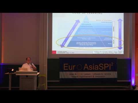 Keynote - Christian Kreiner   EuroasiaSPI 2016
