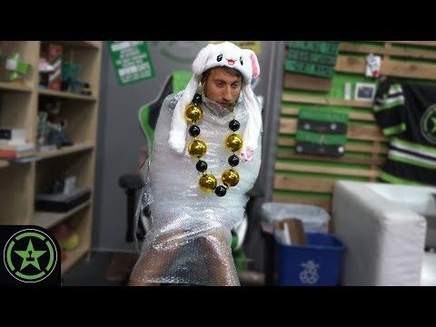Wrapping Our Friend In Bubble Wrap - AHWU For April 8th, 2019 (#468)