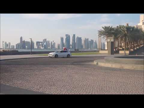 Amazing Museum of Islamic Art Landscape Doha, Qatar | Most Beautiful Places in the World