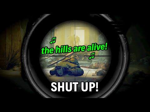 Zombie Army Funny Moments - WorstPremadeEver |