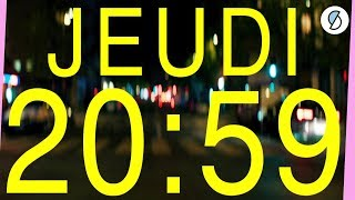 SKAM FRANCE EP.2 S5 : Jeudi 20h59 - La nuit de...
