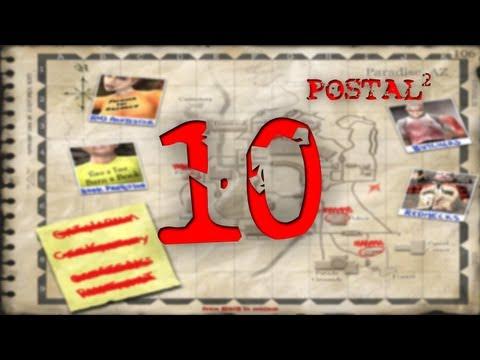 Postal 2 - #10 - Meet me at Meat World!
