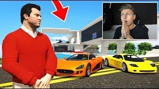 GTA 5 als MILLIONÄR spielen! (10.000.000$ VILLA)