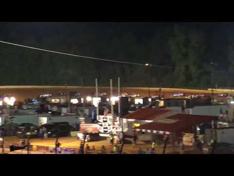 Thunder Bomber 8/25/18 Cherokee Speedway