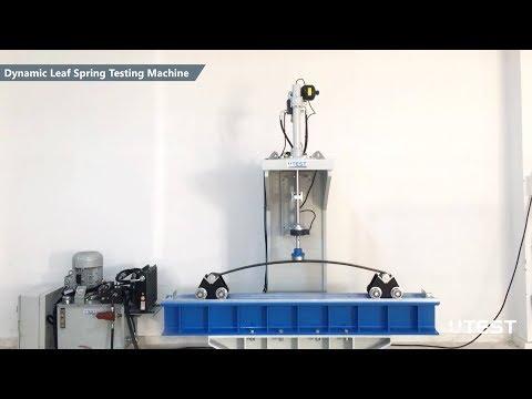 UTEST Dynamic Leaf Testing Machine