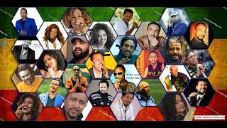 የ 90 ዎቹ ምርጥ የሙዚቃ ስብስብ 30 አርቲስቶች ቁጥር 3 Ethiopian Non stop music 90's VOL 3