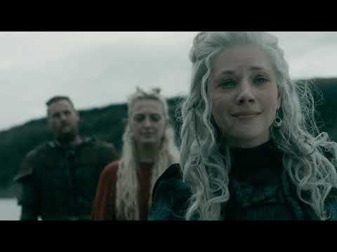 Lagertha Recuerda A Ragnar Lodbrok   Vikings 6x1 Español Latino