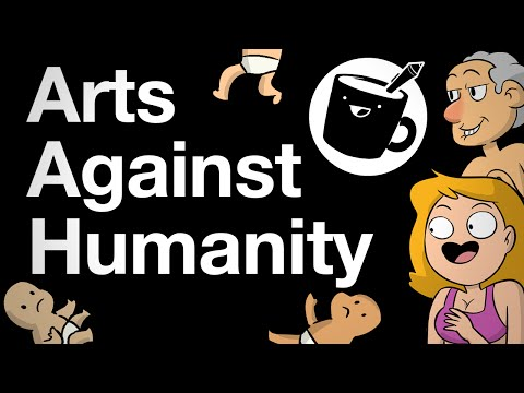 Cards Against Humanity Drawing Challenge
