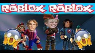 I Found Logan and Jake Paul in Roblox