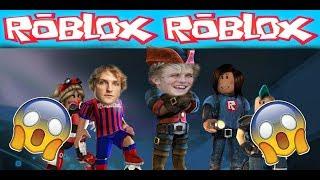 J'ai trouvé Logan et Jake Paul à Roblox