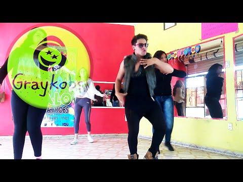 zumba CORAZON DE SEDA - OZUNA By (Lalo Graykobs) Choreography reggaeton 2016
