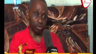 Ahmed Jongo Ahitaji Msaada Wa Matibabu