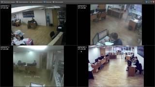 Удаленное администрирование в системе видеонаблюдения