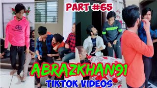 Abraz Khan Latest New TikTok Comedy Video Today  Abrazkhan91 TikTok New Video  @abrazkhan91 #65