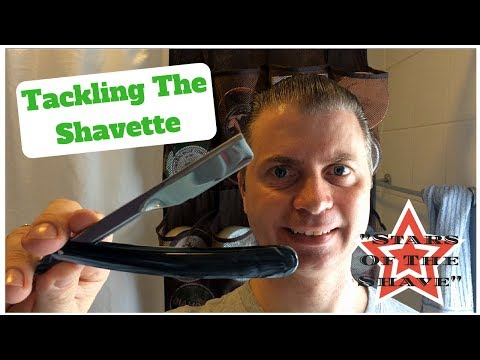 Tackling The Shavette