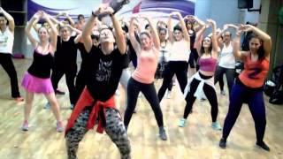 Zumba®fitness with Sasha (Ba la lirkod - בא לה לרקוד) Original Choreography