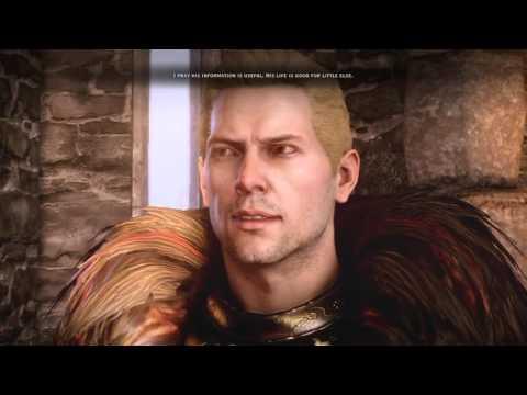 Dragon Age Inquisition / Cole changes, Cullen banter