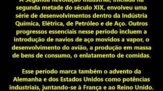 A Belle Epoque - Vídeo para os 3º anos do Ensino Médio da Escola Estadual Humberto Mendes