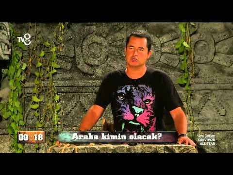 Ödül Oyunu 3.Bölüm - Survivor All Star (6.Sezon 85.Bölüm)