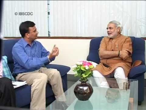 An interview with Gujarat's Chief Minister,Narendra Modi.flv