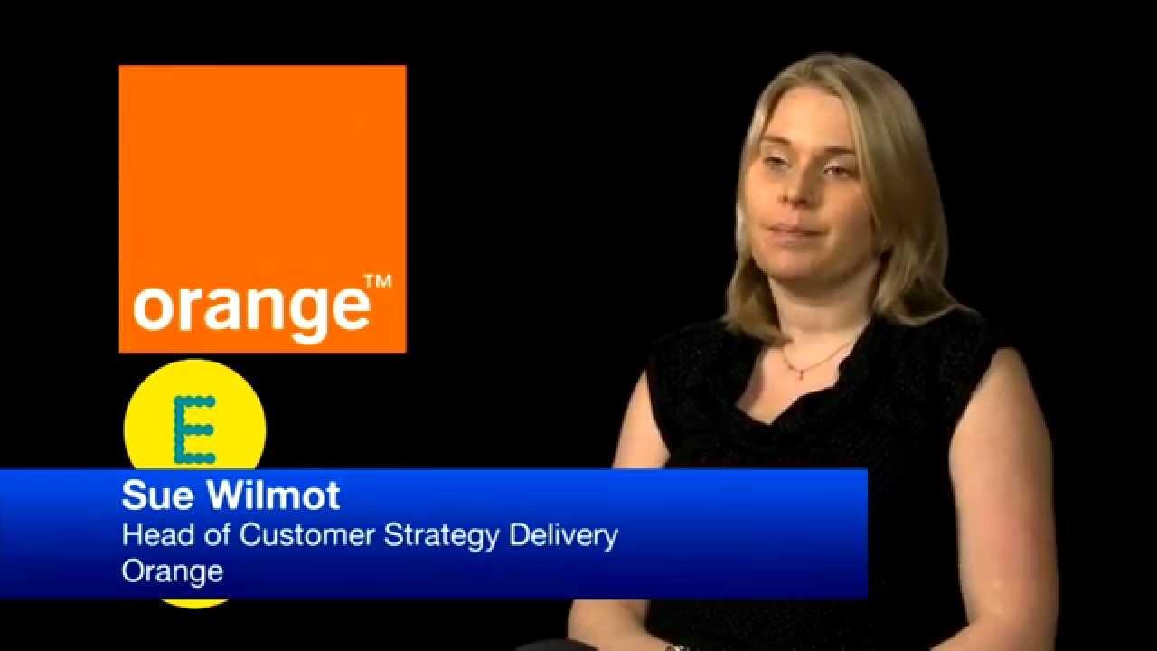 Marketer stories - Orange
