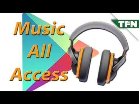 Google I/O 2013: Streaming Music, Google Hangouts